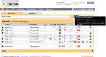 Stöd för Miljöbyggnad 3.0 i SundaHus Miljödata