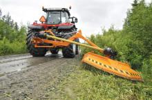 Trejon lanserar en ny generation röjare för sly och gräs