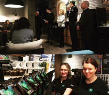Wayne's Coffee blir Sveriges första KRAV-märkta kafékedja