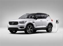 Volvo Cars mål är att 50 procent av försäljningen ska komma från elektrifierade modeller 2025