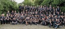 Barber Angels Brotherhood erstmals in Urdorf/Kanton Zürich in der Schweiz am Sonntag, 13. Oktober 2019