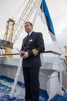 Meyer Werft Turku liefert LNG-Fähre Megastar an Tallink Silja aus