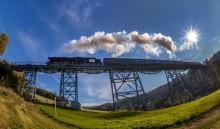 Mit 50.000 Fahrgast gelungener Saisonstart der Erzgebirgischen Aussichtsbahn EAB