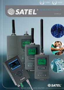 SATEL radiomodem katalog för SATELLINE/SATELLAR