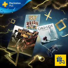 ​Infamous: Second Son och Child of Light blir gratis för PlayStation®Plus-medlemmar i september