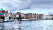 Göteborgarna får flytande återvinningscentral i höst