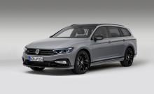 I begränsad upplaga: nya Volkswagen Passat Sportscombi R-Line Edition