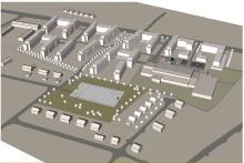 Godkänt planprogram för ett område vid Engelska skolan på Böleäng