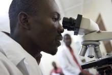 Ebola: SOS kämpft gegen den Virus