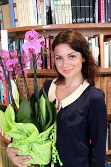 """Interflora.se och Claudia Galli Concha stödjer Fryshusets projekt """"Barn till ensamma mammor"""""""