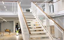 BAB bygger om 6 våningar i en gammal fastighet på Campusområdet - Komvux Kärnan flyttar in