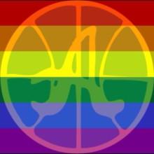 Alvik Basket tar ställning - deltar under Stockholm Pride 2015