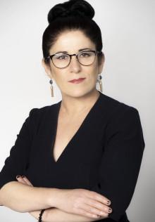 Sara Mohammad talar om hedersförtryck med anledning av FN-dagen mot rasism
