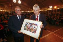 Booth-prisen tildelt Mel Young og Homeless World Cup