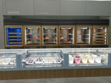 "ISA and Telenor Connexion showcase ""smart"" gelato displays at Sigep"