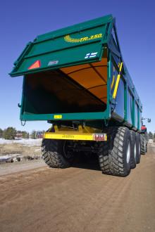 Närlant presenterar nya vagnar i Multiva TR-familjen