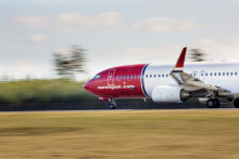European holidaymakers and long-haul traffic boost Norwegian's traffic figures for August