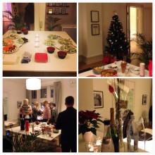 Tack alla som kom och invigde vår nya lokal med oss!