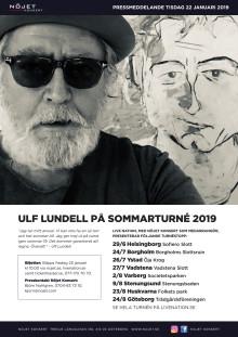 Ulf Lundell till Stenungsbaden i sommar