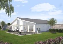 Derome levererar hus till framtidsprojekt