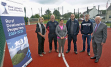 Let your feet do the talking at Clough's new MUGA