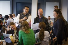 De vann Gothenburg Startup Hack