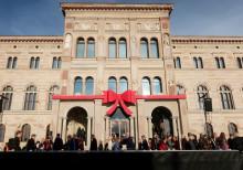 Rekord i antal besök på Nationalmuseum