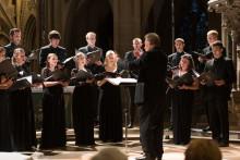 Die Klett Gruppe beim Musikfest Stuttgart: Konzert des Tenebrae Choir