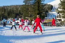 Rekorduke for Norges største skiskole