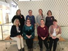 Årets skolbibliotek är Skolbibliotekarieteamet i Kävlinge kommun
