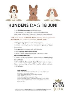 Prel. program Hundens Dag