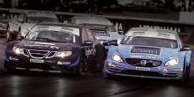 STCC och RallyX Nordic - live i SVT1 och SVT2