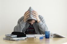 Återkommande smärta kan ge barn lägre skolbetyg
