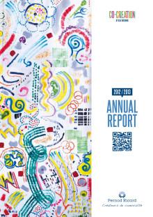 Geschäftsbericht 2012 / 2013
