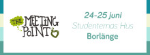 Var en del av lösningen på The Meeting Point 24-25 juni i Borlänge! #tmp13