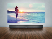 Sony lance son vidéoprojecteur 4K à ultra-courte focale de pointe en Europe