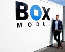 Arctic Groups vd köper Box Modul