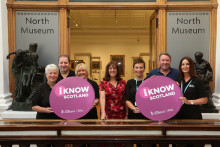 Successful year for tourism in Ayrshire & Arran