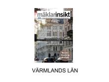 Värmland, Priserna på småhus bedöms sjunka eller vara oförändrade i höst