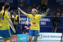 Sverige till VM-final efter klar seger mot Tjeckien