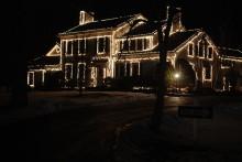 Vartannat hem står tomt på julafton