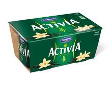 Activia - probiotisk yoghurt för en bättre matsmältning