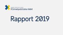 Pressinbjudan: Klimatpolitiska rådet presenterar årsrapport