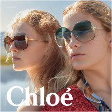 """Chloé introduces """"Curtis"""" the latest sunglasses from the fall winter 2019 collection"""