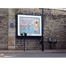 The BIC® phone publicity campaign