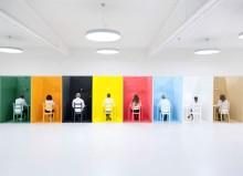 Innovativ teknologi viser hvordan hjernen reagerer på farger