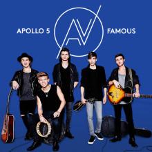 "Pojkbandet Apollo 5 släpper idag debutsingeln ""Famous"""