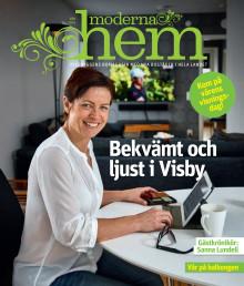 Moderna hem nr 1 2015, Vår/sommar