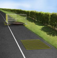 Ramirent lanserar produkter för ökad cykelsäkerhet