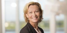 Carina Olson Praktikertjänsts nya ekonomi- och finansdirektör
